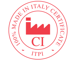 MADE IN ITALY THIS BRAND GRANTS THE ORIGIN OF OUR PRODUCTS