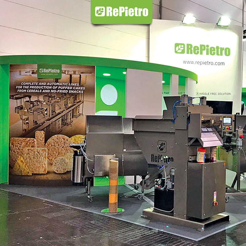 Re Pietro - Interpack
