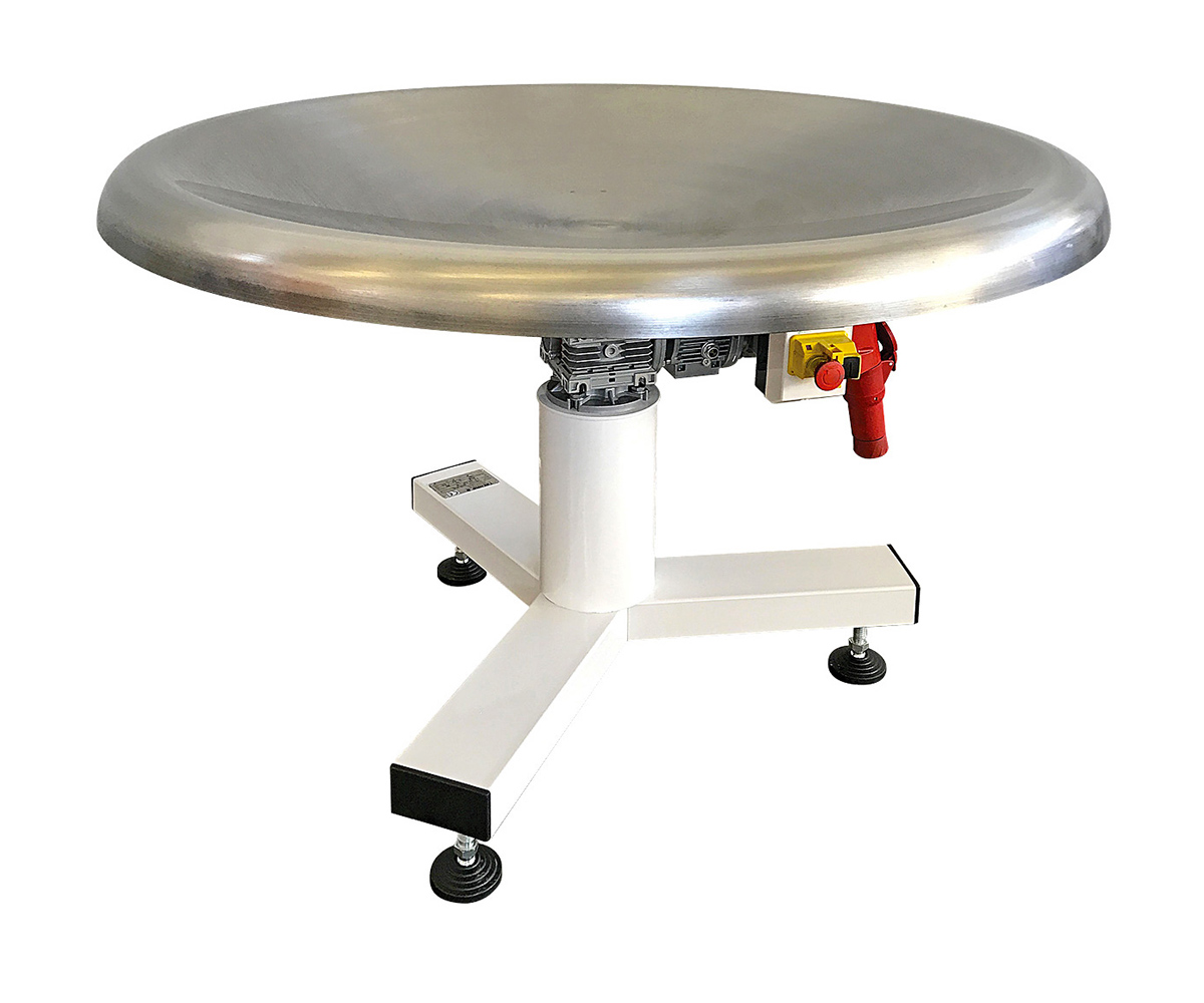 Tavolo rotante